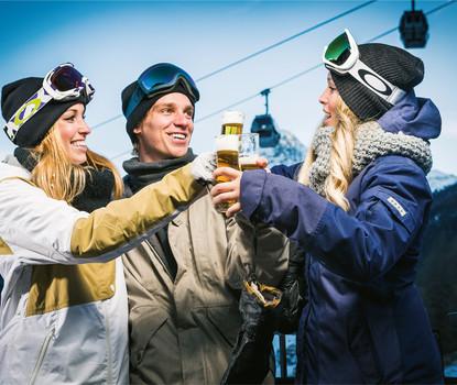 """Das """"Ibiza der Alpen"""": Après-Ski im Ötztal"""