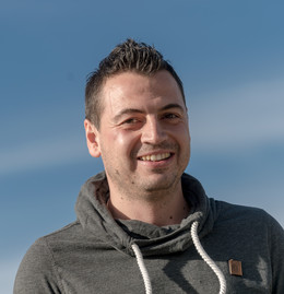 Mario Leiter, Mitarbeiter Riml Sports<br/>