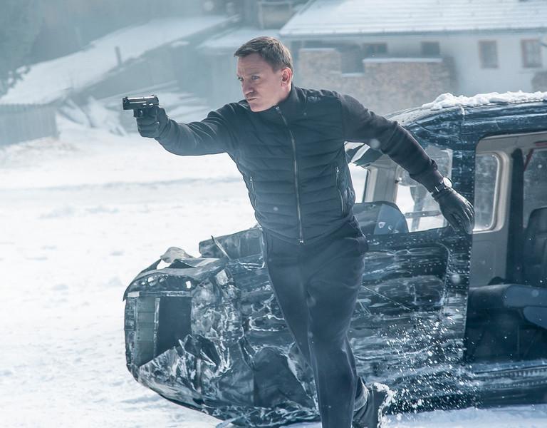 Spectre: Bond trifft sein Girl in Sölden