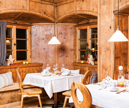 Best of Restaurants in Längenfeld