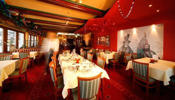 Restaurant Speckbacherstube