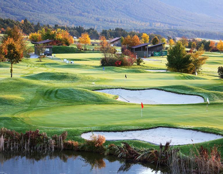 Vom kleinsten zum grössten Golfplatz Österreichs – Golfen am Mieminger Plateau