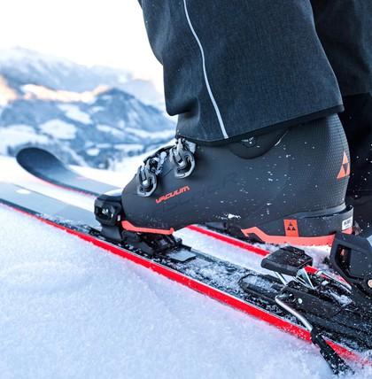 <h1>Der Weg zum <br/>perfekten Skischuh</h1>