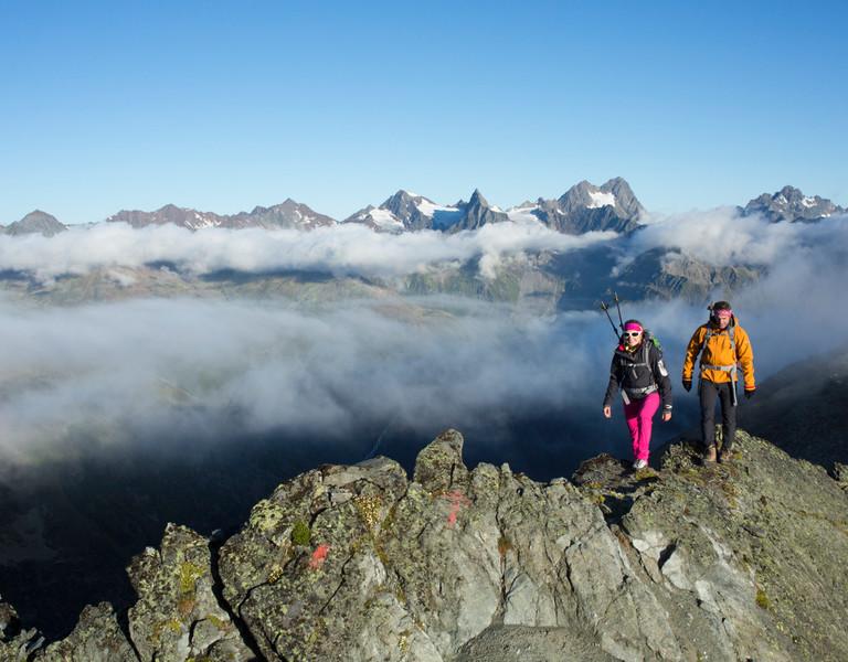 <b>5 Tipps für eine sichere Bergtour</b>