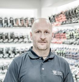 Robert Kuprian, Mitarbeiter bei Riml Sports<br/>