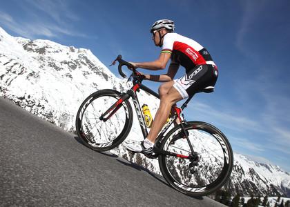 Radsportler Patric Grüner aus Längenfelden