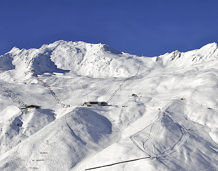 Sölden – Hotspot in the Alps