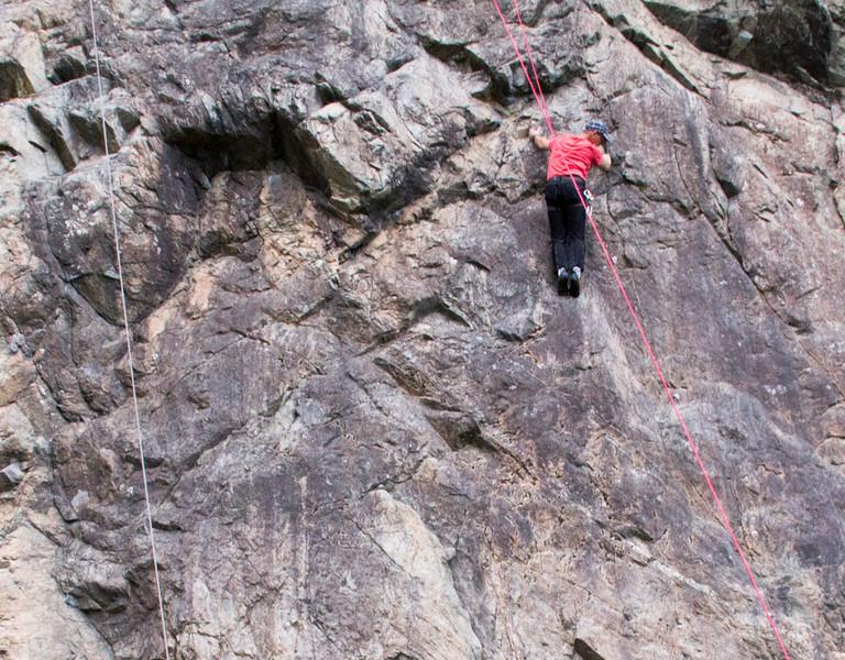 Klettern für Anfänger: 4 Dinge, die man beachten sollte<br/><br/>