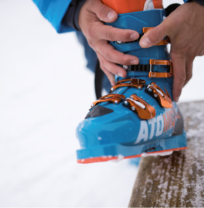 5 steps to your perfect ski boot