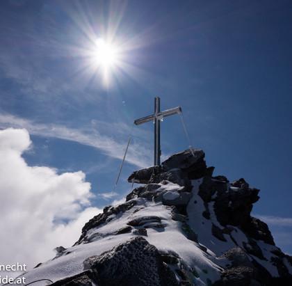 Von einem der auszog, die Berge zu erobern