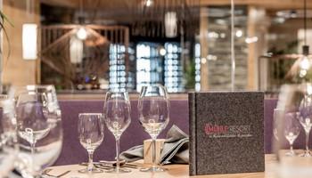 Restaurant Hochgenuss Kulinarium Mühle Resort 1900