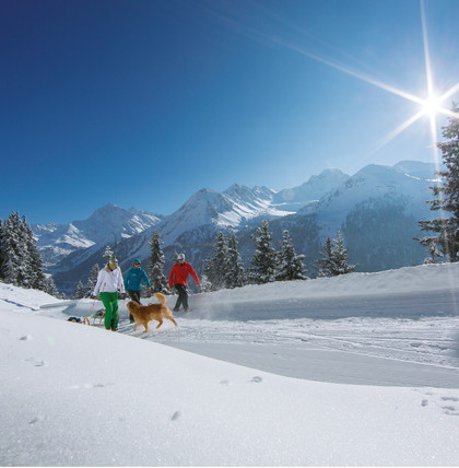 Unlimited Winter Fun in Ötztal