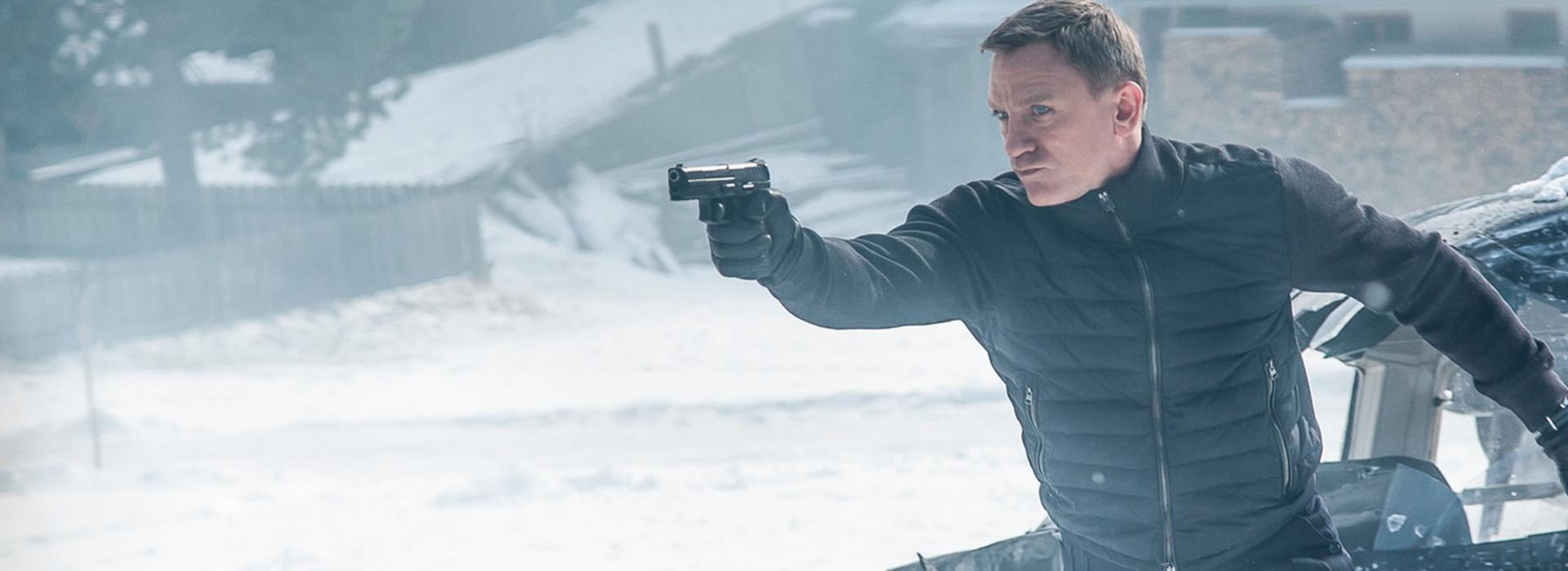 James Bond in Sölden - Daniel Craig als 007 in SPECTRE