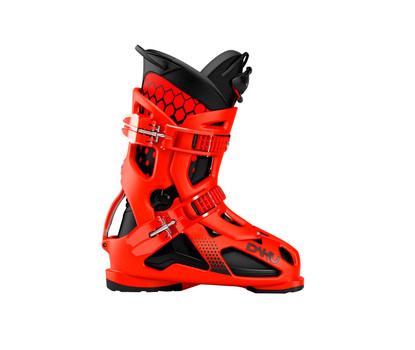 Ski boot with a difference
