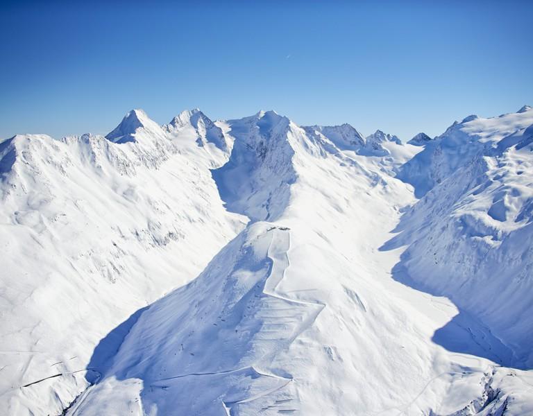 Ötztal und Tirol Mitte