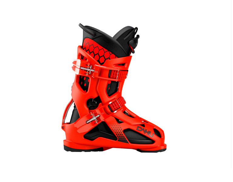 Ski boot with a difference<br/>