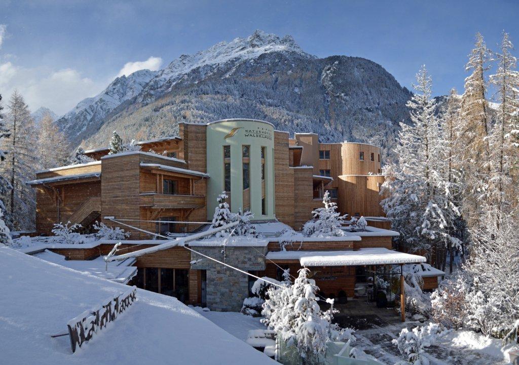 Waldklause 4 sterne superior hotels in l ngenfeld for Design budget hotel salinenparc 0 sterne