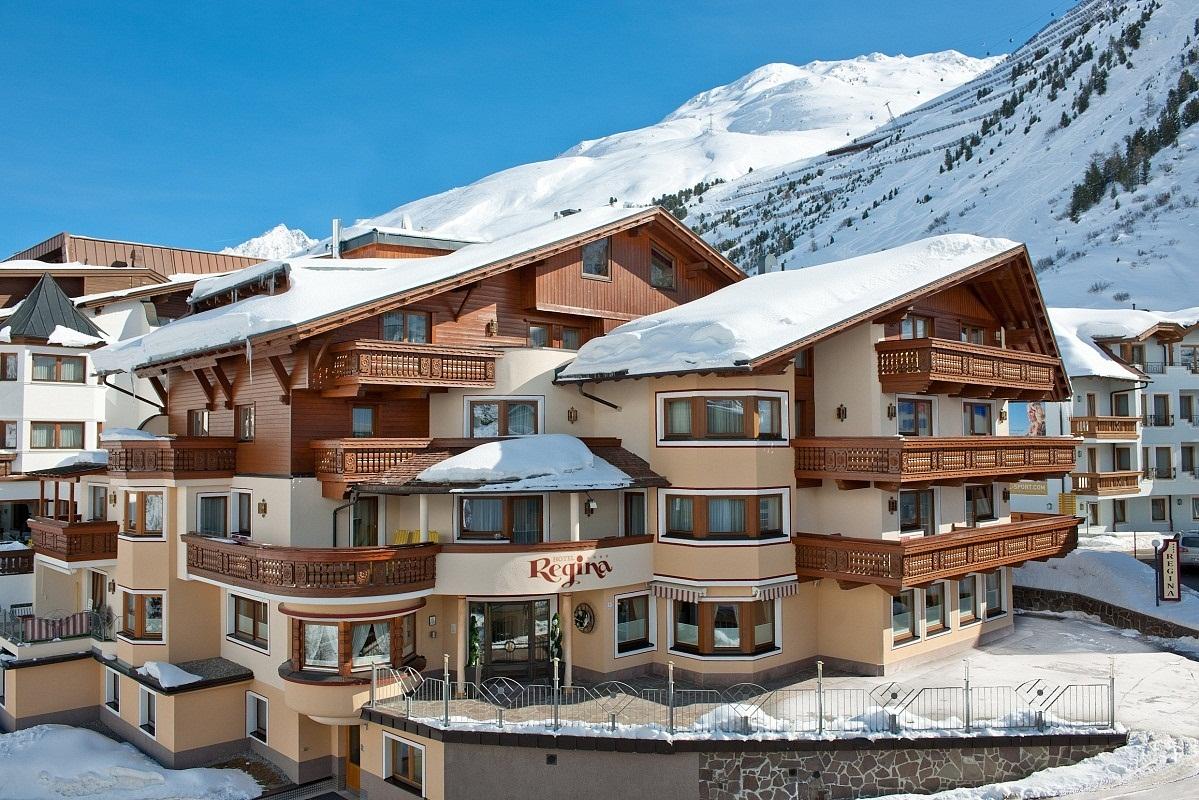 Regina 4 sterne hotels in obergurgl for Designhotel 4 sterne