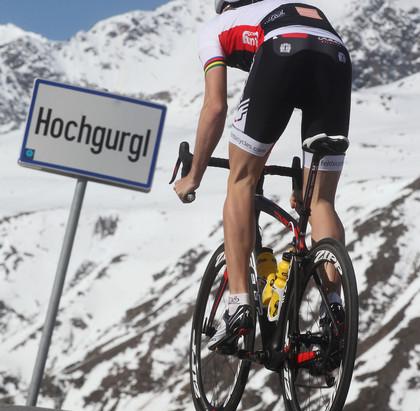 Patric Grüner, Profi-Radsportler