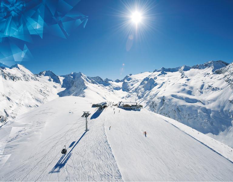 Obergurgl -A diamond in the alps