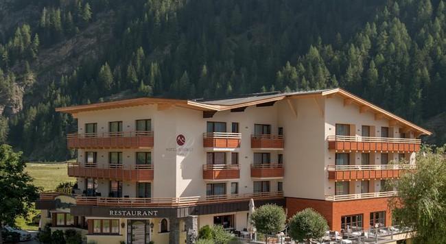 Restaurant Hotel Bergwelt